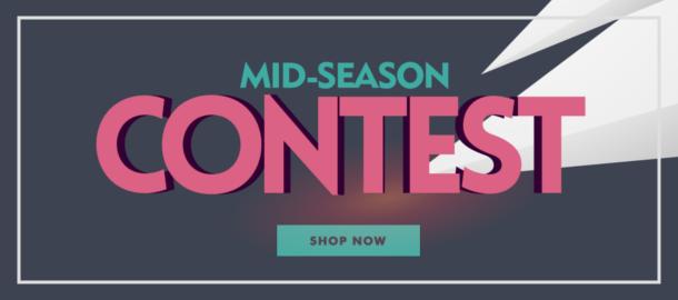 3c40bbbfb5 Διαγωνισμός  Mid-Season Contest